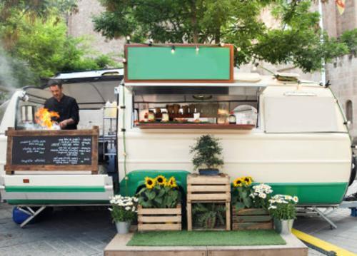¡Hola camiones de comida!