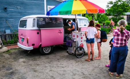 La música de ice cream truck